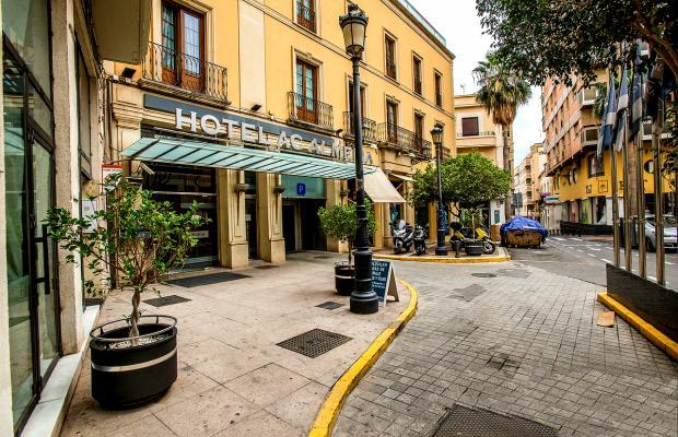 фотографии отеля Marriott AC Hotel Almeria изображение №7