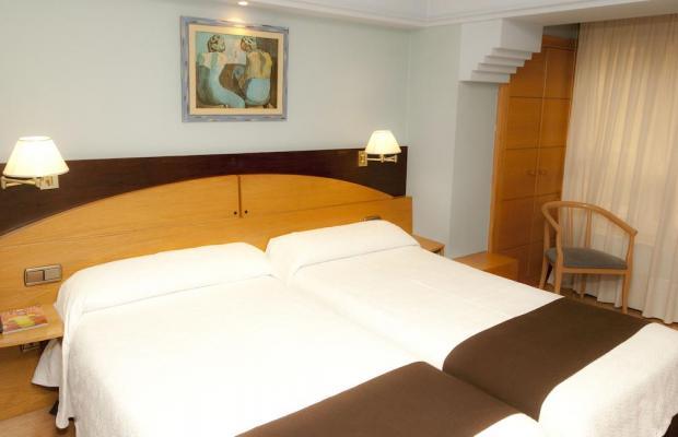 фото Hotel Sercotel Corona de Castilla изображение №6