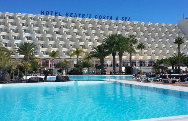 фотографии отеля Beatriz Costa & Spa изображение №11