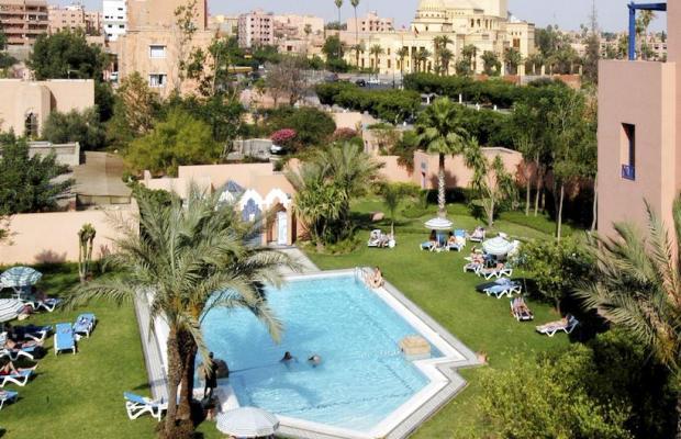 фото отеля Ibis Moussafir Marrakech Centre Gare изображение №17