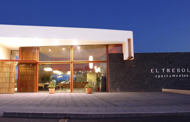 фото отеля Apartamentos El Trebol изображение №9