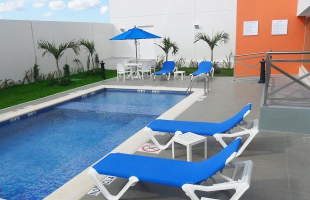 фотографии отеля Holiday Inn Express Merida изображение №15