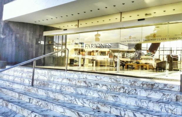 фотографии отеля Suite Hotel Fariones Playa изображение №23