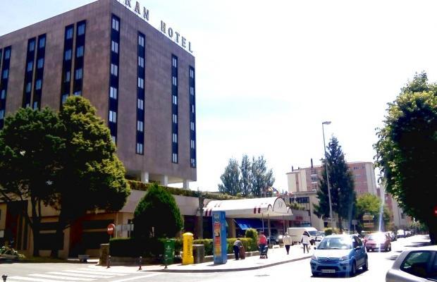 фотографии отеля Gran Hotel Lugo изображение №15