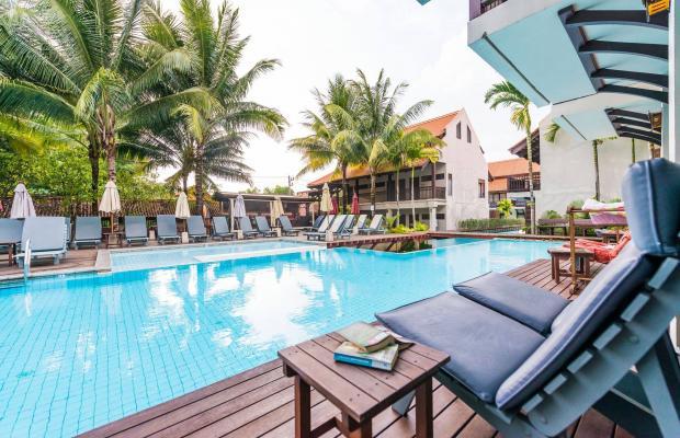 фотографии отеля Khaolak Oriental Resort изображение №67
