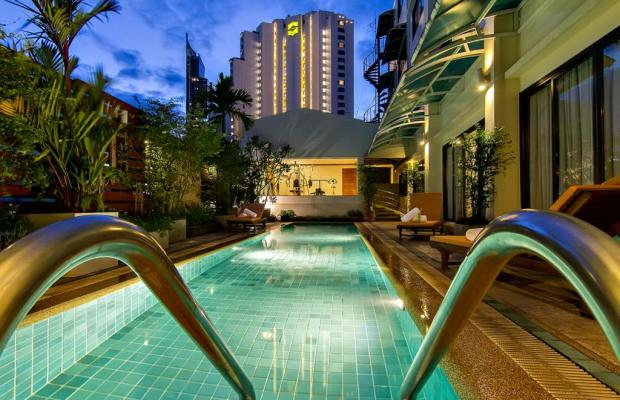 фото отеля Bossotel Inn Bangkok изображение №1