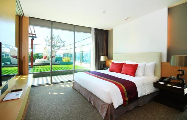 фотографии отеля Sivatel Bangkok изображение №11