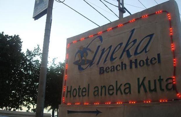 фотографии Aneka Beach Hotel изображение №16