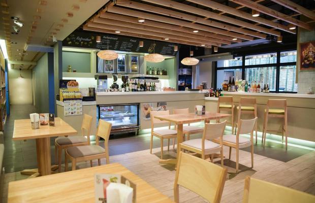 фотографии отеля Citadines Sukhumvit 23 Bangkok изображение №19