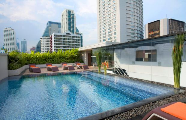 фото отеля Citadines Sukhumvit 23 Bangkok изображение №1