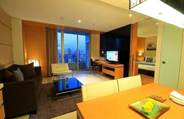 фотографии отеля Anantara Bangkok Sathorn изображение №23