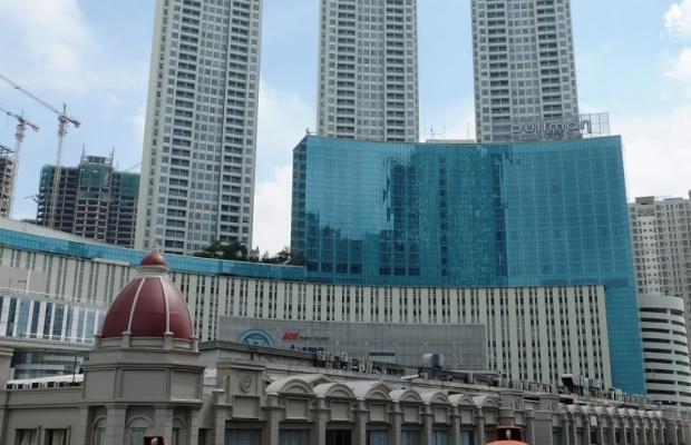 фото отеля Pullman Jakarta central Park изображение №9