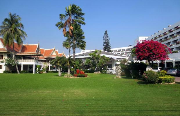 фотографии отеля Cha-Am Methavalai изображение №3