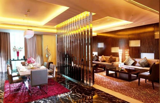 фотографии отеля Grand Swiss-Belhotel Medan изображение №15
