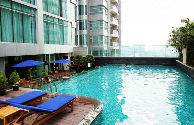 фото отеля Grand Swiss-Belhotel Medan изображение №1