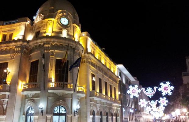 фотографии отеля Parador de Ceuta изображение №11