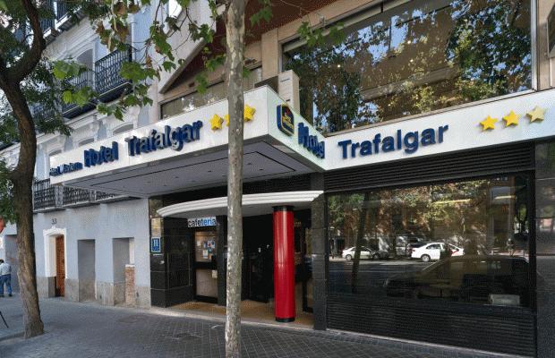 фотографии отеля  Hotel Trafalgar (ex. Best Western Hotel Trafalgar)  изображение №23