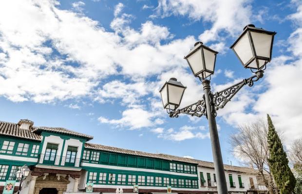 фотографии отеля Hotel Almagro изображение №7