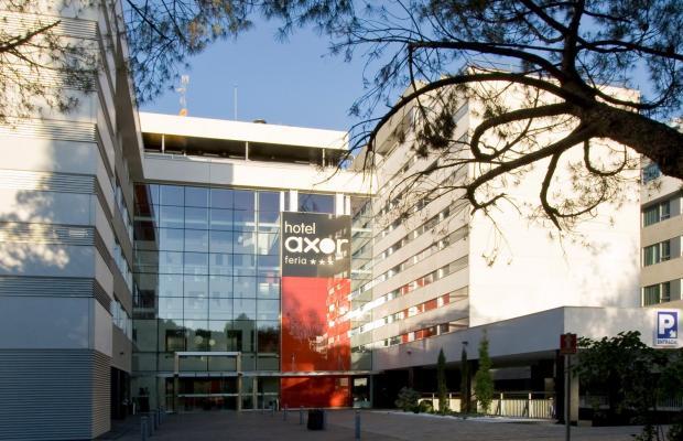 фотографии отеля Axor Feria изображение №19