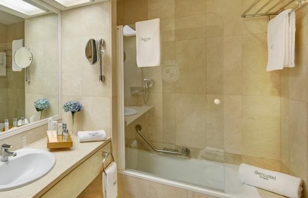 фотографии отеля Sercotel Gran Hotel Conde Duque изображение №19