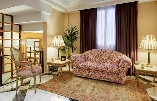 фото отеля Sercotel Gran Hotel Conde Duque изображение №13