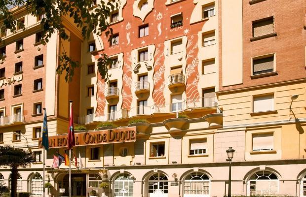 фото Sercotel Gran Hotel Conde Duque изображение №10