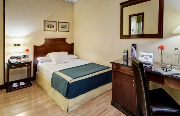фото отеля Sercotel Gran Hotel Conde Duque изображение №9