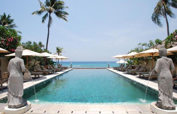 фотографии отеля Puri Mas Beach Resort изображение №11