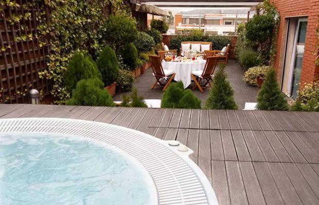 фотографии отеля Hesperia Madrid изображение №51