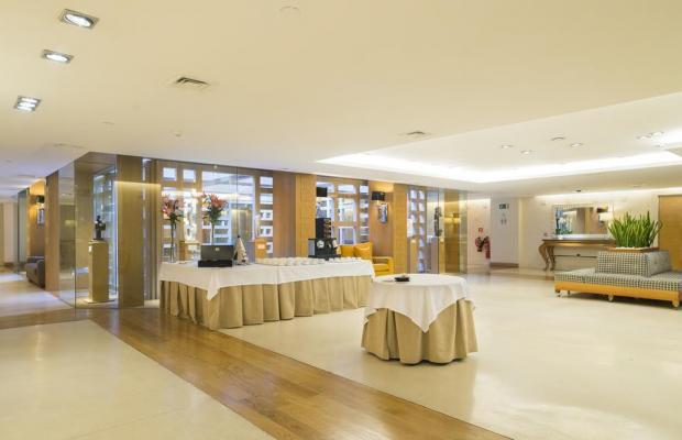 фотографии отеля Hesperia Madrid изображение №19