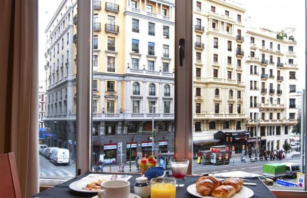 фото отеля Tryp Madrid Plaza de Espana (ex.Tryp Menfis) изображение №37