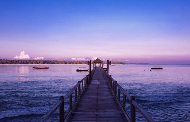 фотографии отеля The Oberoi Lombok изображение №15
