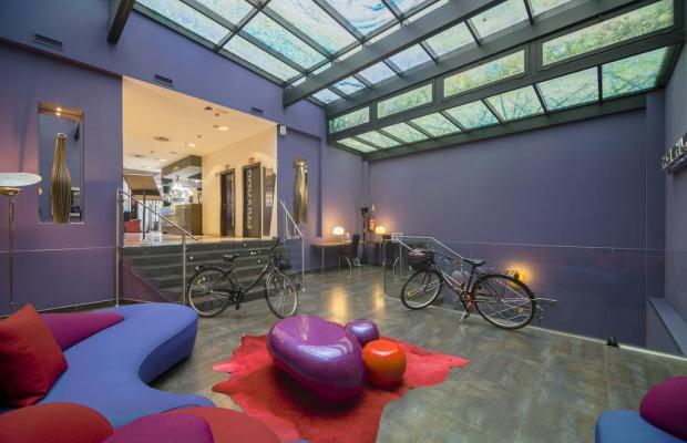 фотографии отеля Petit Palace President Castellana (ex. High Tech President Castellana) изображение №11