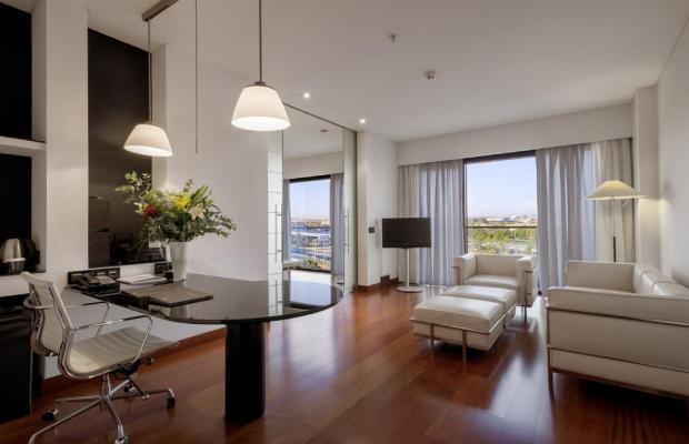 фото отеля Hilton Madrid Airport изображение №21