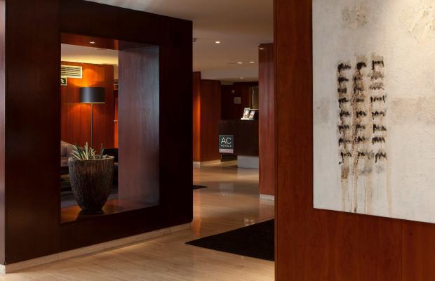 фотографии отеля AC Hotel Avenida de America изображение №27