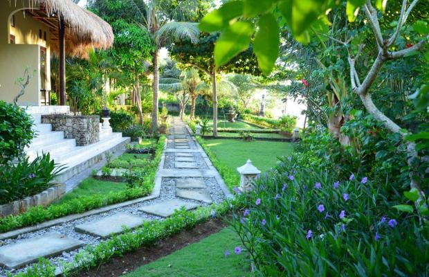 фотографии отеля Tamarind Beach Bungalows изображение №3