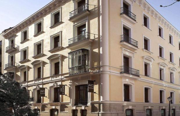 фото отеля AC Hotel Recoletos изображение №1