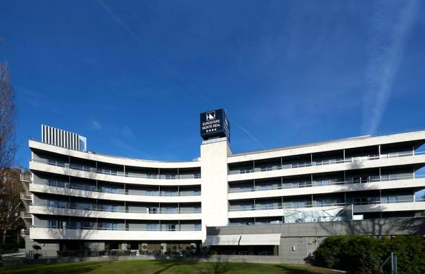 фото отеля Eurostars Monte Real (ex. AC Hotel Monte Real) изображение №1
