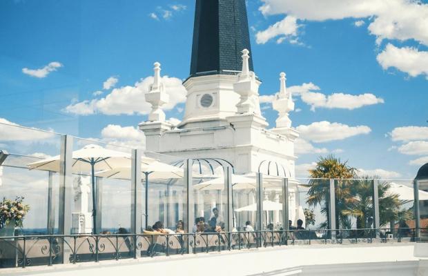 фото отеля ME Madrid Reina Victoria изображение №21