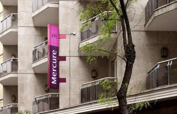 фотографии Mercure Madrid Plaza de Espana (ex. Sofitel Madrid Plaza de Espana) изображение №4