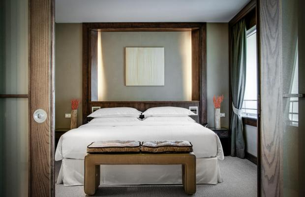 фотографии Eurostars Suites Mirasierra (ex. Sheraton Madrid Mirasierra Hotel & Spa) изображение №28