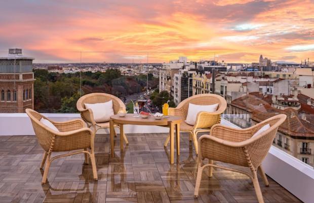 фото H10 Puerta de Alcala (ex. Hotel NH Madrid Puerta de Alcala) изображение №22