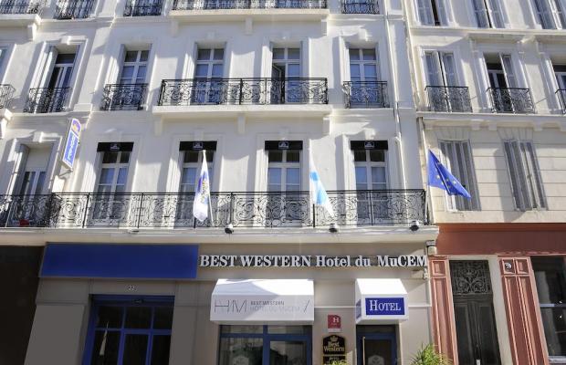 фото отеля Best Western Hotel du Mucem изображение №1