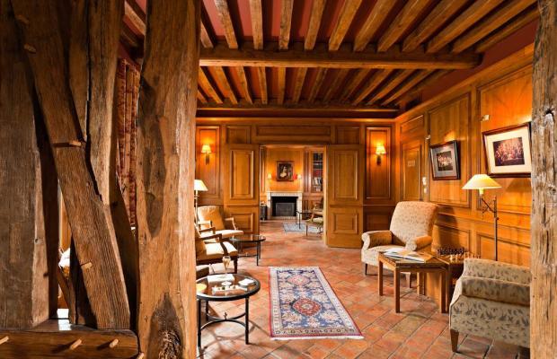фото Relais Bernard Loiseau (ех. Hotel de la Cote d'Or Saulieu) изображение №10