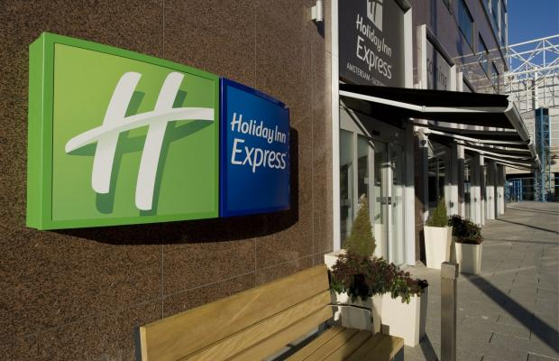 фотографии Holiday Inn Express Amsterdam Sloterdijk Station изображение №8