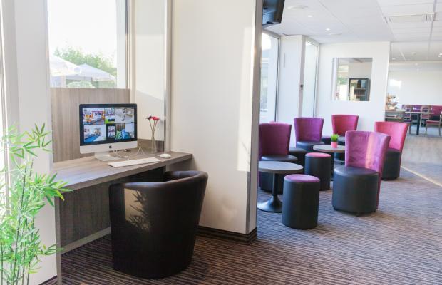 фото отеля Quality & Comfort Hotel Bordeaux Sud (ex. Balladins Superio) изображение №9