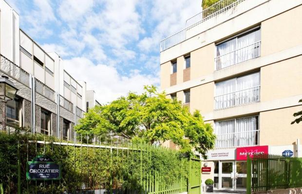 фото отеля Mercure Paris Bastille Saint Antoine (ex. Paname Hotel Bastille) изображение №1