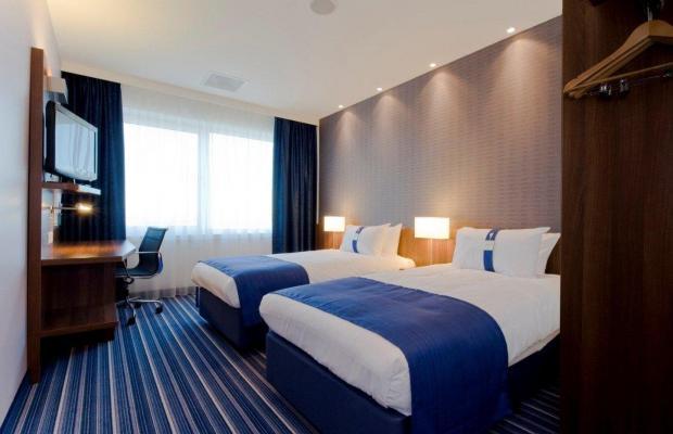 фотографии Holiday Inn Express Amsterdam - Schiphol (ex. Holiday Inn Osdorp) изображение №4