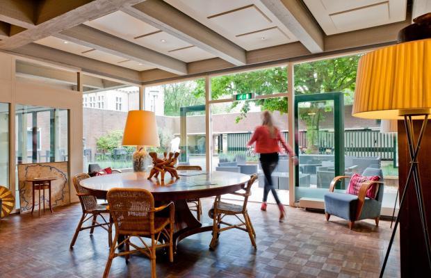 фотографии Amsterdam Tropen Hotel (ex. NH Tropen) изображение №16