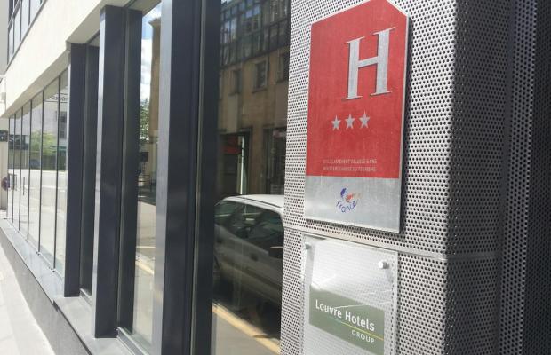 фотографии отеля Campanile Nancy Centre Gare изображение №3